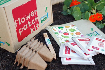 Planet-Eco Flower Patch Kit Planet-Eco