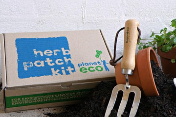 Planet-Eco Herb Patch Kit Planet-Eco