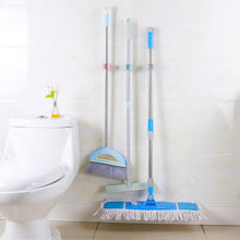 Load image into Gallery viewer, Mop Broom Holders Organizer Wall Mounted Garden Hanger, 3pcs