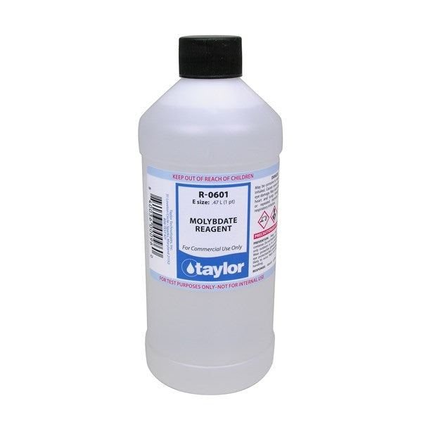 Taylor Hydrogen Peroxide Test Kit Refill - 470 mL - 16 oz