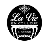 La vie en couleur and decor