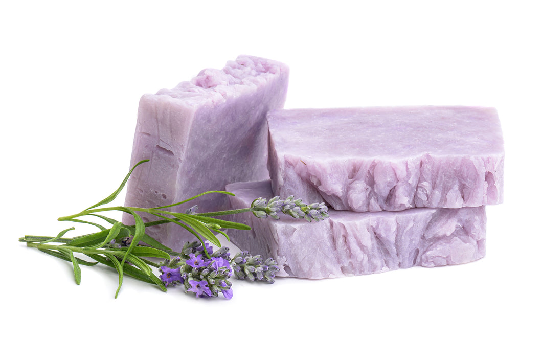 3 Bars of Lavender Hand Soaps - FreshPits Natural Soaps🌱🌸🌼