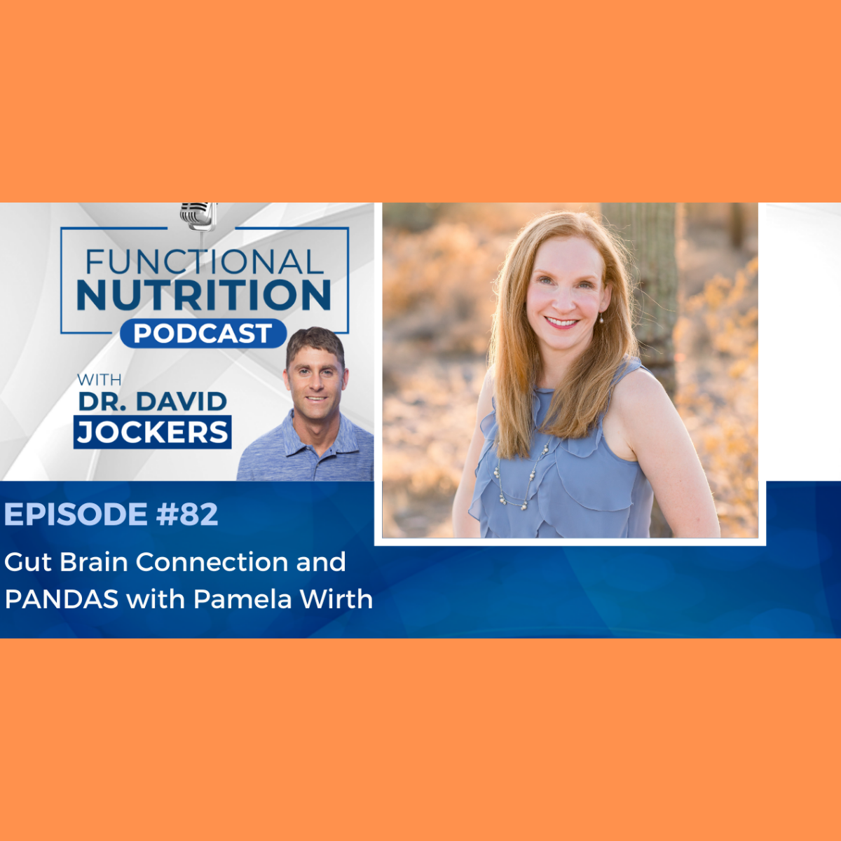 Dr. Jockers - Your Functional Nutrition Podcast Interview With Hello Health® Founder Pamela Wirth