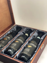 Load image into Gallery viewer, MIXED BRUNELLO x3 IN A WOODEN & SILK BOX