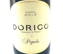 Load image into Gallery viewer, DORIGO PIGNOLO 2013 14% 75CL
