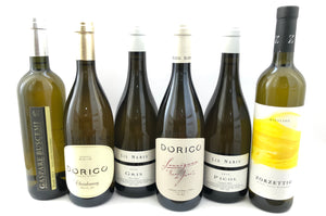 PREMIUM ITALIAN WHITE WINE MIX CASE X6