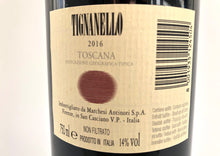 Load image into Gallery viewer, ANTINORI TIGNANELLO TOSCANA IGT 2016 14% 75CL