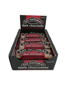 EAT NATURAL DARK CHOCOLATE WITH CRANBERRIES & MACADAMIAS 45G