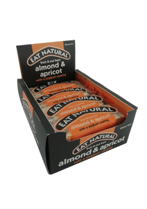EAT NATURAL ALMOND & APRICOT WITH YOGHURT COATING 45G