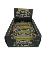 Load image into Gallery viewer, EAT NATURAL DATE & WALNUT WITH PUMPKIN SEEDS 45G