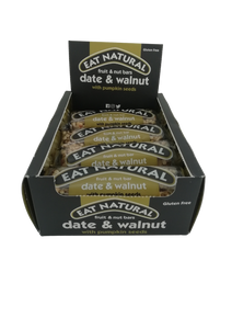 EAT NATURAL DATE & WALNUT WITH PUMPKIN SEEDS 45G