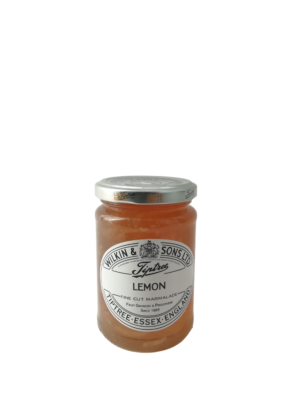 TIPTREE LEMON FINE CUT MARMALADE 340G