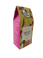 Load image into Gallery viewer, EASY BEAN GREEN PEA & CHIA SEED CRACKERS 160G