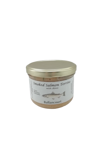 BALLANCOURT SMOKED SALMON TERRINE 200G