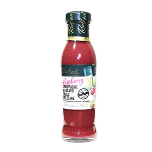 Rootham Raspberry Mustard Champagne Salad Dressing