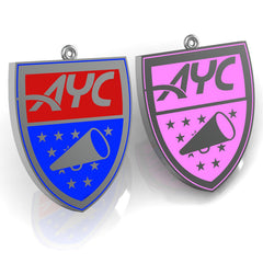 AYC Cheer Pendant with Chain