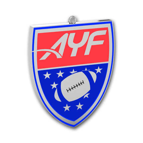 AYF Champ Pendant with Chain