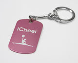 Cheer Bag Tags