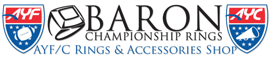 Baron Championship Ring's AYF/C Rings & Accessories Shop