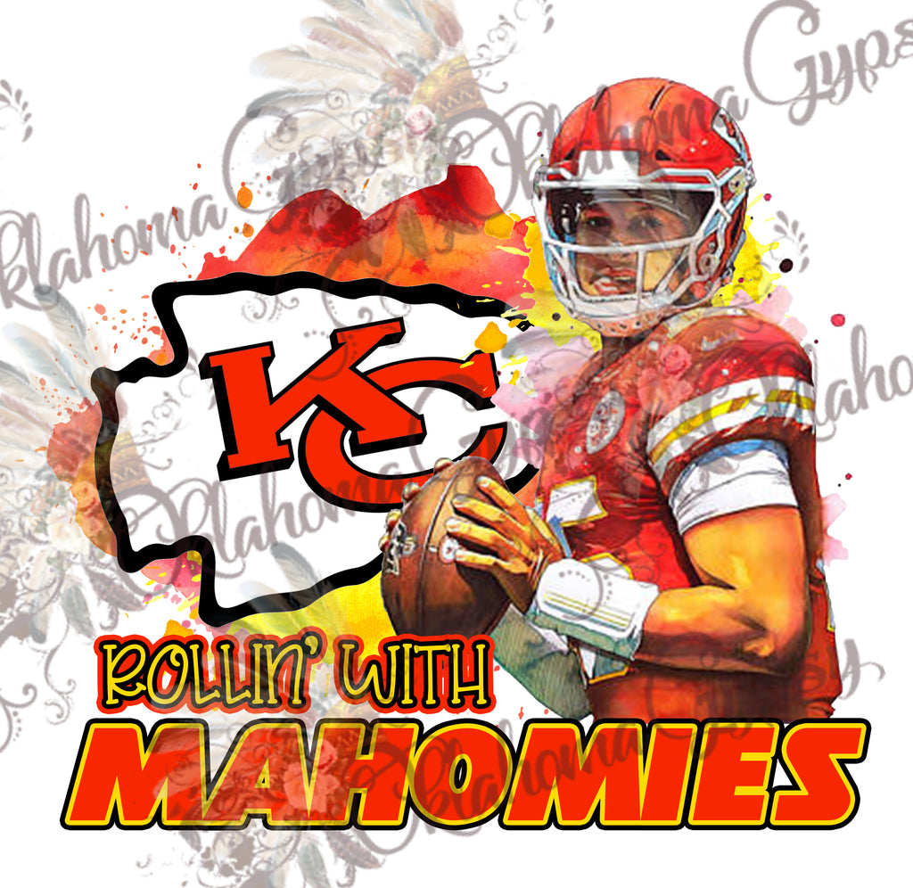 Rollin' With Mahomies - Chiefs Digital File