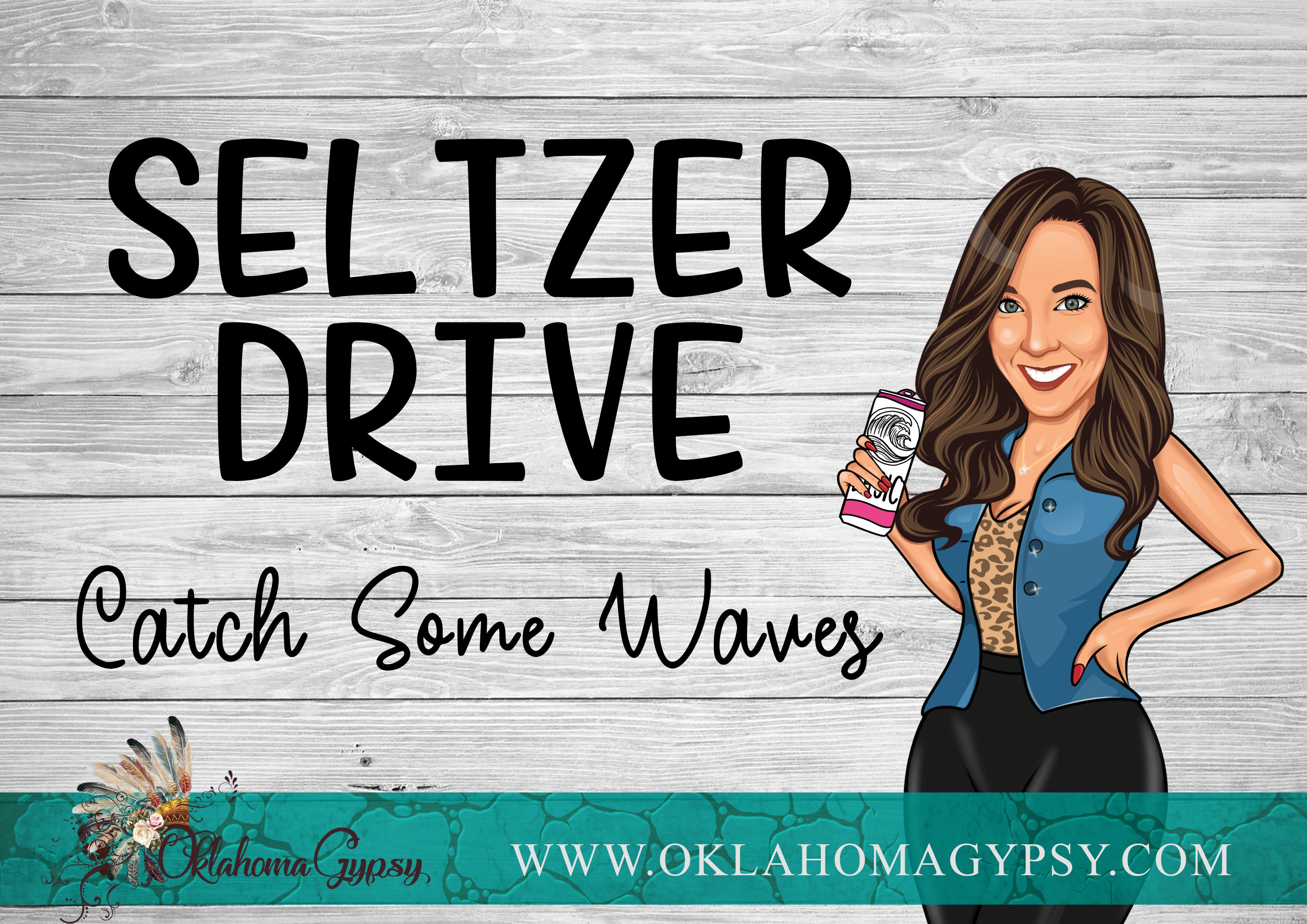 The Seltzer Drive