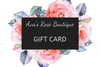 Ava's Rose Boutique Gift Card