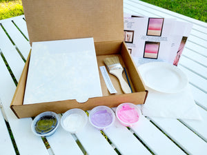 Diamond Heart Paint Kit