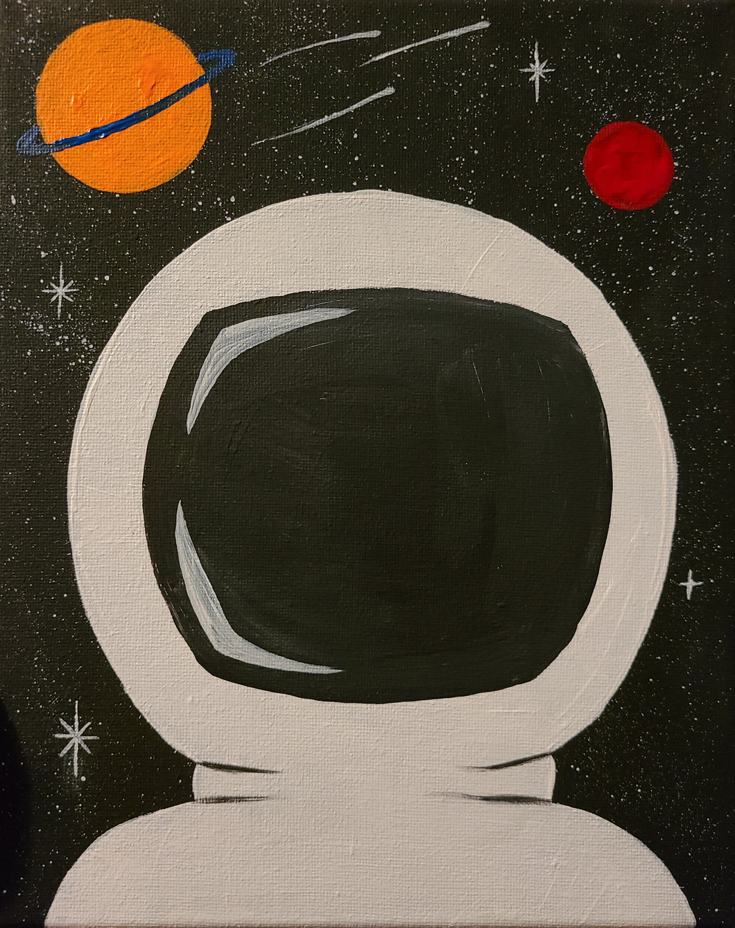 Spaceman Paint Kit