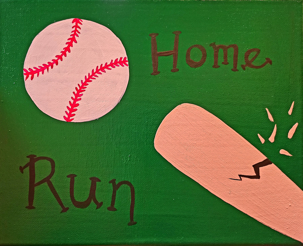 Home Run Paint Kit