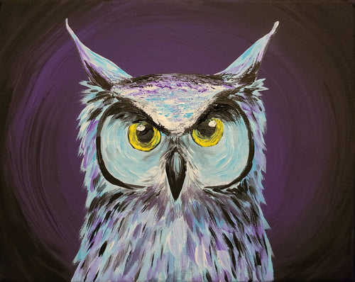 Night Owl Paint Kit