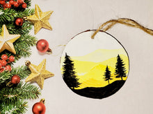 Load image into Gallery viewer, Misty Mountain Ornament