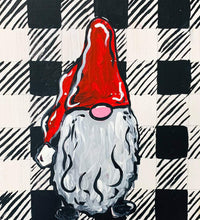 Load image into Gallery viewer, Christmas Gnome Paint Kit