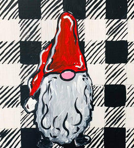 Christmas Gnome Paint Kit