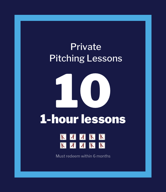 10 Lesson Pack - 1 hour sessions (Best Value)