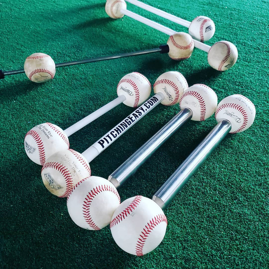 Arm Action Pitch Stick - Set of 2