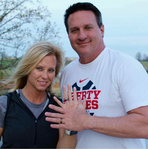 SafeRingz couple: Jeff and Donna Barber