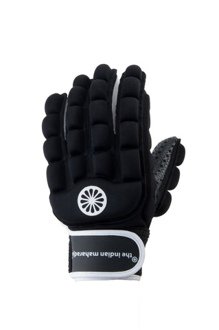 Glove foam full [left]-black