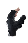 Glove shell/foam half [left]-black