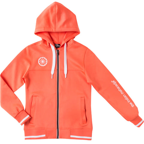Tech Hooded Women - Coral