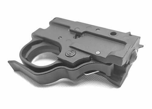 Ruger 10/22 Extended Magazine Release - Anodized CNC Billet Aluminum