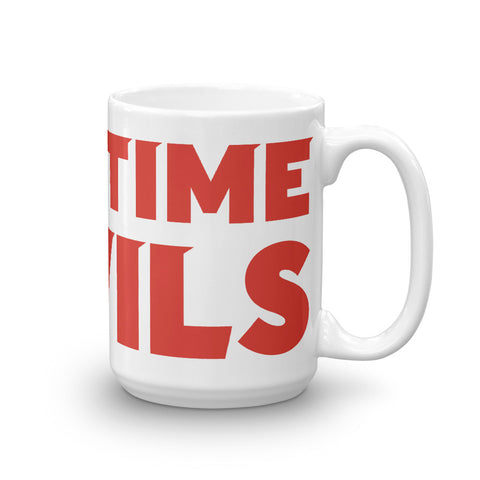 Full Time Devils Mug