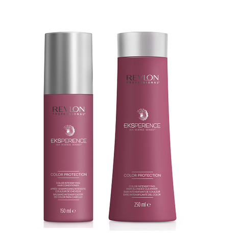 Eksperience Color Protection Intensifying Cleanser & Conditioner Duo Bundle