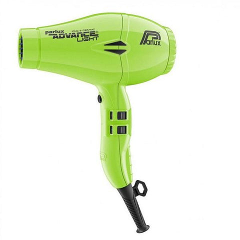 Parlux Advance Light Ceramic And Ionic Hair Dryer - Light Green