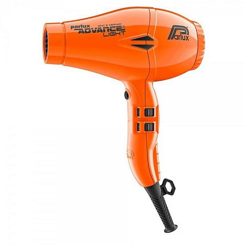 Parlux Advance Light Ceramic And Ionic Hair Dryer - Light Orange