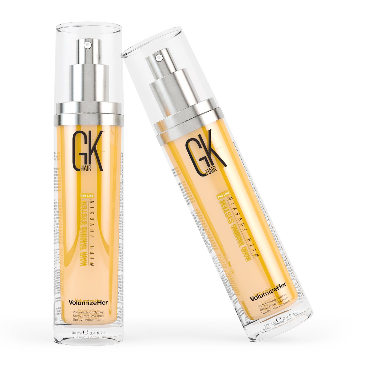 Gk Hair Volumizeher   100ml Spray