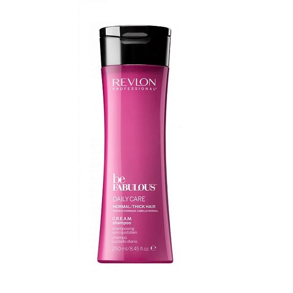Revlon Professional Be Fabulous Daily Care Normal Cream Shampoo 250ml