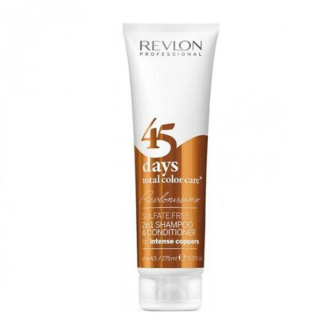 Revlon Professional Revlonissimo 45 Days Color Care Intense Coppers 275ml