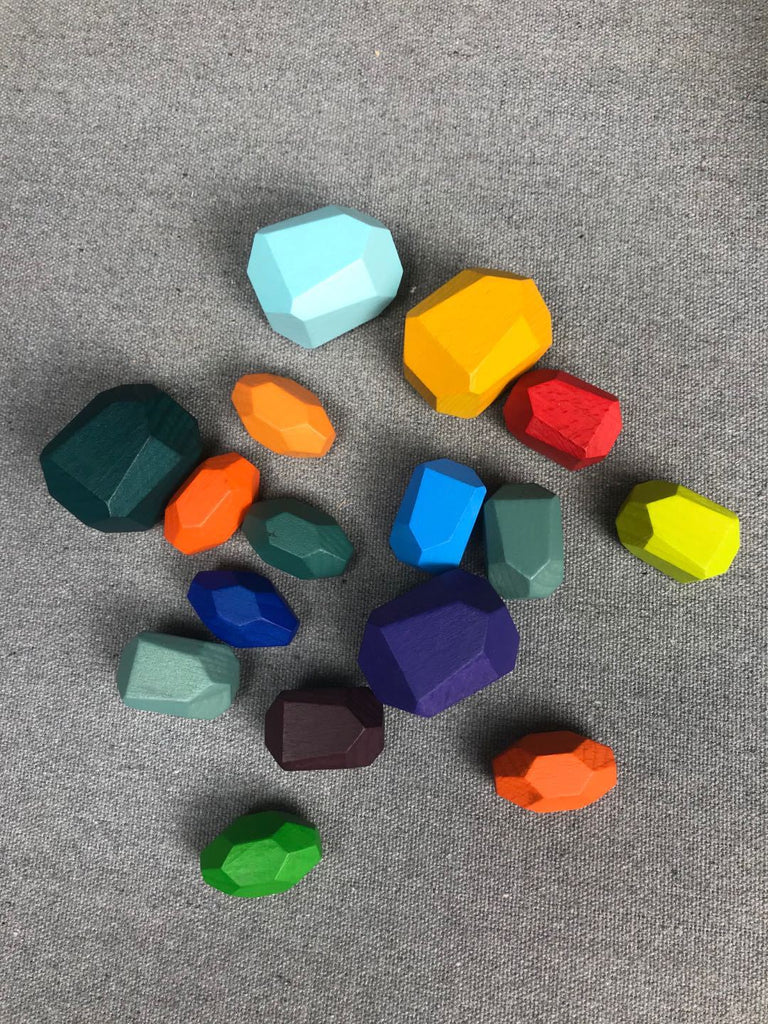Rainbow Diamond block