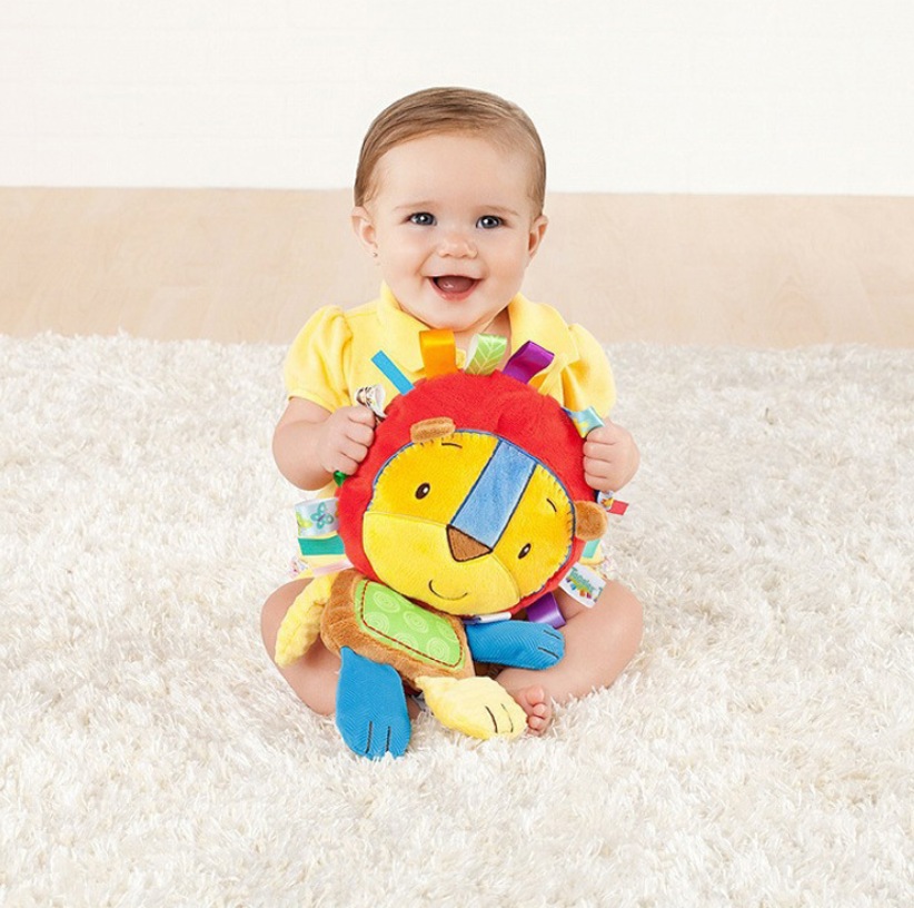 Happy Monkey Baby Activity Toy - Lionet