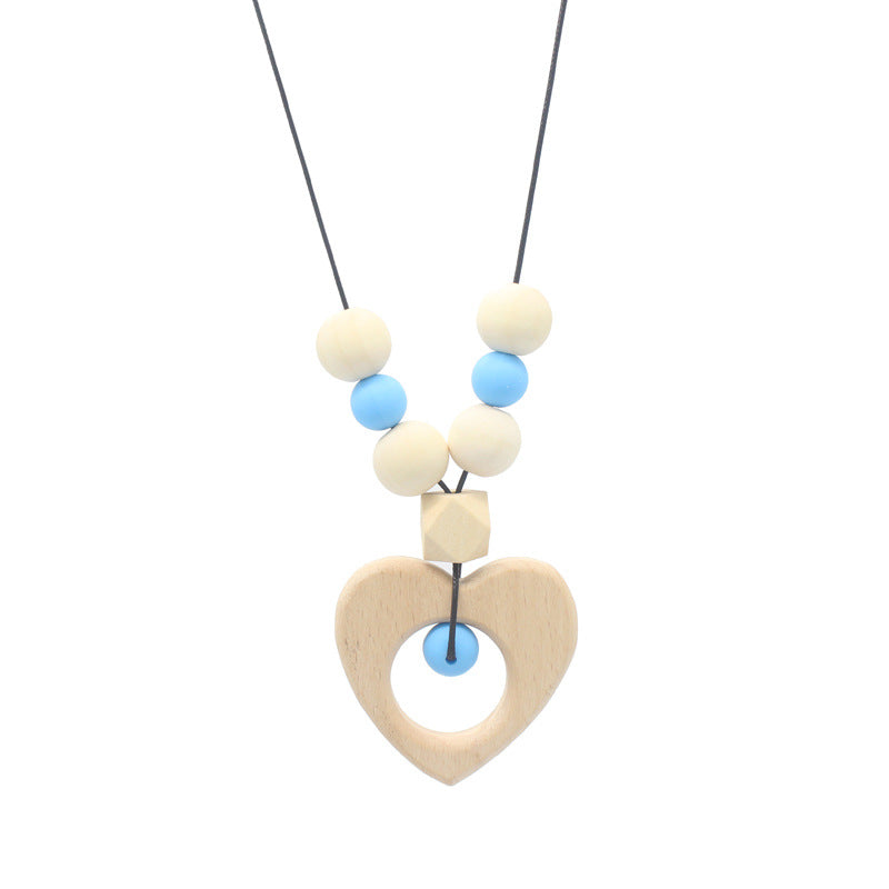 Nursing Necklace- Loving heart